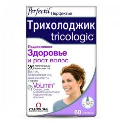 Перфектил Трихолоджик, табл. 986 мг №60