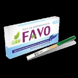 Тест для определения беременности, ФАВО №2