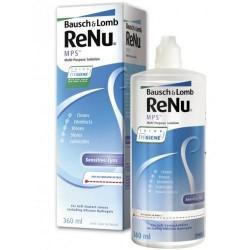 Раствор для ухода за контактными линзами, Реню 355-360 мл МПС универсальный для чувствительных глаз мягкая формула