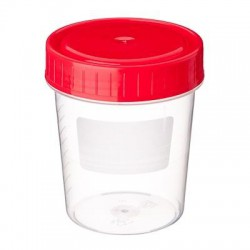 Контейнер-тара стерильный, 60 мл для образцов биоматериалов