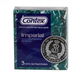 Презервативы, Контекс №3 империал плотнооблегающие
